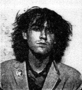Morrissey en 1979. Hay vida antes del tupé.